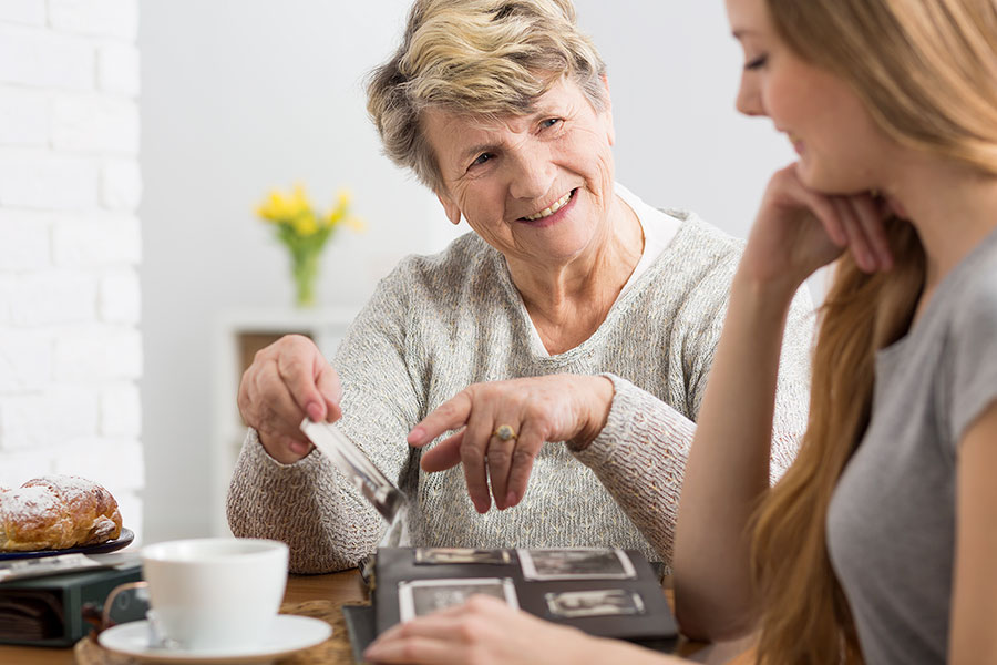In Home Care Elder with Nurse IC Care