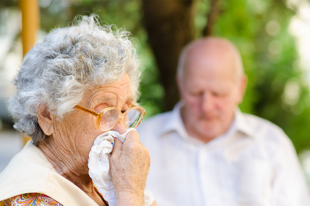 How can At-Risk Seniors Escape Flu Season?